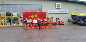 Netherton Tractors takes on Maschio Gaspardo,  Strautmann and SKY Brands